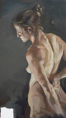 Pascal Casolari Peinture a l'huile
