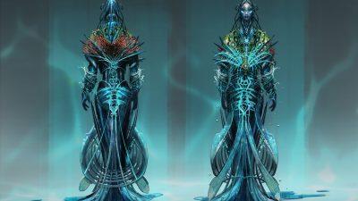 Pascal casolari Valerian_Creature Costume 002