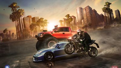 Pascal CASOLARI Key Art The CREW