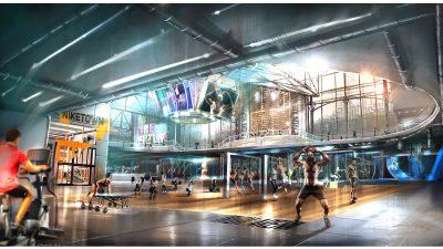 Pueblo Paris Concept Art visualisation Architecturale